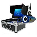 お買い得  フィッシュファインダー-魚群探知機 水中カメラ 携帯式 LCD 30 M ワイヤレス 18650 硬質プラスチック