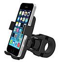 ราคาถูก อุปกรณ์เสริมฐานติดตั้งและตัวยึดโทรศัพท์-ที่เมาท์และตัวยึด Mount สายปรับได้ สำหรับ ปั่นจักรยาน / จักรยาน iPhone X iPhone XS iPhone XR จักรยาน สีดำ 2 pcs