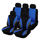cheap Car Seat Covers-Car Seat Covers Seat Covers Textile For Peugeot Indigo MINI Alpina Isdera Seat Skoda Passat Opel Fiat Proton Land Rover Citroen Renault
