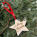 baratos Artigos Para Festa de Natal-Natal ano novo decorações de casamento de madeira recepção de casamento de inverno
