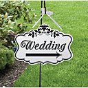 cheap Ceremony Decorations-Unique Wedding Décor Wood Wedding Decorations Wedding / Engagement / Wedding Party Garden Theme Spring / Summer / Fall