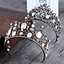 baratos Faixas para Vestidos de Festa-Imitação de Pérola / Liga Tiaras / Headbands / Grinaldas com 1 Casamento / Ocasião Especial / Casual Capacete