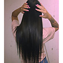 cheap Human Hair Wigs-Remy Human Hair Glueless Full Lace Full Lace Wig Indian Hair Straight Wig 120% Density with Baby Hair Natural Hairline 100% Hand Tied Women's 10 inch 12 inch 14 inch Human Hair Lace Wig SunnyQueen