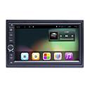abordables Toalleros de Barra-Bonroad 7 pulgada 2 Din Android6.0 En tablero reproductor de DVD para Universal Apoyo / AVI / MPEG4 / MP3 / WMA / JPEG