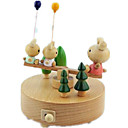 cheap Music Boxes-Music Box Bear / Cartoon Classic & Timeless Lovely Kid's / Adults / Kids Gift