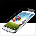halpa LED-hehkulamput-Näytönsuojat varten Samsung Galaxy S4 Karkaistu lasi Näytönsuoja Tahraantumaton