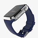 billige Smarture-Smartur for iOS / Android Pulsmåler / GPS / Handsfree opkald / Vandafvisende / Video Stopur / Aktivitetstracker / Sleeptracker / Find min enhed / Vækkeur / 0.3 MP / Del med Forum / 128MB / Kamera