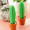 billige Etuier & Punge-specielt design grøn kaktusformet kuglepen til skole / kontor