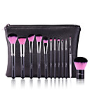 preiswerte Make-up-Pinsel-Sets-Makeup Bürsten Professional Make - Up Pinselset Künstliches Haar / Kunstfaser Pinsel vollständige Bedeckung Holz
