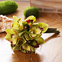 cheap Artificial Flower-Artificial Flowers 7 Branch European Style Magnolia Tabletop Flower