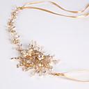 preiswerte Parykopfbedeckungen-Aleación Tiaras / Stirnbänder mit 1 Hochzeit / Besondere Anlässe Kopfschmuck