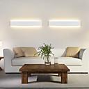 billige Væg Lamper-Moderne / Nutidig Metal Væglys 90-240V 0.2W