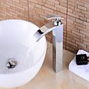baratos TorneirasSprinkle®-Acessório Faucet - Qualidade superior - Moderna Latão Torneira - Terminar - Cromado