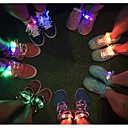 cheap Décor Lights-Fashion Men Women Light Up LED Shoelaces Party Glowing Night Running Shoe Laces Club Highlight Luminous Shoelace