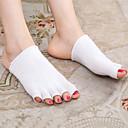 hesapli Ayakkabı Aksesuarları-Hızlı Kuruma Ayakkabı Kılıfları Jel Önayak Tüm Mevsimler Unisex Bej