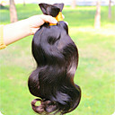 cheap Unprocessed Hair-Virgin Human Hair Remy Weaves Body Wave Brazilian Hair 1000 g More Than One Year