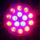cheap LED Spot Lights-1620-1800 lm E27 Growing Light Bulb 18 LED Beads High Power LED Red / Blue 85-265 V / 1 pc / RoHS / CCC