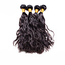 رخيصةأون حزمة شعر واحدة-4 حزم شعر برازيلي تمويج طبيعي شعر عذراء ينسج شعرة الإنسان ينسج شعرة الإنسان شعر إنساني إمتداد