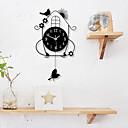 זול שעוני קיר מודרניים/עכשויים-מודרני / עכשווי משרד / עסקים משפחה בית- ספר\ טקס סיום חברים שעון קיר,מצחיק עץ 70*36 בבית שָׁעוֹן