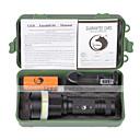 رخيصةأون المصابيح اليدوية وفوانيس الإضاءة للتخييم-2000 lm LED Flashlights LED طريقة - U'King