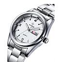 abordables Relojes de Moda-Mujer Reloj de Moda / Reloj de Vestir / Reloj de Pulsera Calendario / Noctilucente Aleación Banda Encanto Blanco