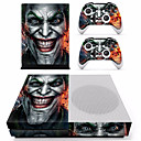 abordables Accesorios PS4-B-SKIN XBOX ONE  S PS / 2 Adhesivo Para Xbox One S ,  Novedades Adhesivo PVC 2 pcs unidad