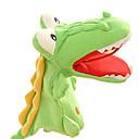 baratos Marionetes-Fantoche de Dedo Brinquedos Crocodilo Novidades Têxtil Algodão 1 Peças