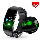 cheap Smartwatches-D21 Smart Bracelet Smartwatch iOS / Android / IPhone Long Standby / Water Resistant / Water Proof / Health Care Gravity Sensor / Proximity Sensor / Accelerometer TPU / Silicone / ABS Black / Purple