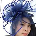 cheap Body Jewelry-Feather / Net Fascinators / Birdcage Veils 1 Wedding / Special Occasion Headpiece