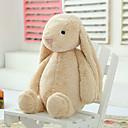preiswerte Kuscheltiere & Plüschtiere-Rabbit Mädchen Puppe Kuscheltiere & Plüschtiere Niedlich Mädchen Jungen Geschenk 1pcs