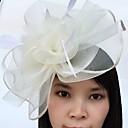 baratos Acessórios de Cabelo-Pena / Rede Fascinadores / Véus de Birdcage com 1 Casamento / Ocasião Especial Capacete