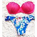 abordables Card & ID Holder-Mujer Bikini Jacquard Pantalón