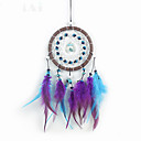 cheap Coffee and Tea-Wall Decor PVC (Polyvinylchlorid) Rustic Wall Art, Dreamcatcher of 1