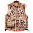 رخيصةأون ملابس الصيد-للرجال سترة الصيد / رياضة وترفيه مقاوم للماء / يمكن ارتداؤها / متنفس ربيع / خريف / شتاء ملابس الرياضة / ألبسة رياضية 1 قطعة