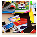 preiswerte Zeichnung Spielzeug-Mal-Spielzeug Zeichentische 3D - Puzzle Holzpuzzle Spielzeuge Löwe Bär Spielzeuge Magnetisch Heimwerken Holz Kinder Stücke