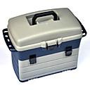 """رخيصةأون إكسسوارات الصيد-صيد السمك حقيبة صندوق المعالجة ضد الماء بلاستيك 42 cm*8 3/5"""" (22 cm)*32 cm / الصيد العام"""