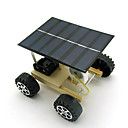 cheap Science & Exploration Sets-Toy Car Solar Powered Toy Educational Toy Drum Set Solar Powered DIY Girls' Kid's Gift