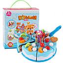 preiswerte Spielküchen & Spiellebensmittel-Spielzeug-Küchen-Sets Spielessen Tue so als ob du spielst Ausstechform für Kuchen & Plätzchen Dessert Kuchen Frucht Simulation PVC Jungen
