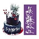 preiswerte Praktische Geschenke-Backwerkzeuge Textil Kuchen Backform 1pc