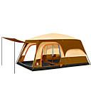 رخيصةأون مفارش و خيم و كانوبي-GAZELLE OUTDOORS 5-8أشخاص خيمة الكاميرا مضاعفة خيمة التخييم ثلاثغرف خيم عائلية المحمول مكتشف الأمطار المتضخم إلى تخييم السفر