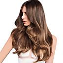 billige Syntetisk hairextension-1 pakke Indisk hår Dyp Bølge Ekte hår uthevet hår 10-18 tommers Hårvever med menneskehår Hot Salg Hairextensions med menneskehår