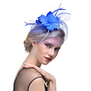 cheap Party Headpieces-Women's Hat Pearl Hair Clip