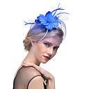 ieftine Accesorii Păr de Petrecerere-Pentru femei Pălărie Jedna barva Plasă Elegant Modă, Perle Agrafe Păr