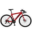 halpa polkupyörää-Road Bikes Pyöräily 21 Nopeus 26 tuumaa / 700CC SHIMANO TX30 Tuplalevyjarru Tavallinen Tavallinen Teräs