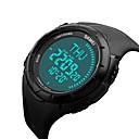 baratos Smartwatches-Relógio inteligente YY1232 para Suspensão Longa / Impermeável / Bússula / Multifunções / Esportivo Temporizador / Cronómetro / Relogio Despertador / Cronógrafo / Calendário