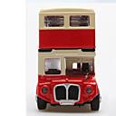 זול מכוניות צעצוע-MZ מכוניות צעצוע אוטובוס מוסיקה ואור צעצועים מתנות