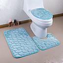 baratos Torneiras de Banheiro-1pç Modern Os tapetes da área Flanela Contemporâneo Banheiro Fácil de limpar