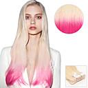 cheap Hair Braids-Tape In Human Hair Extensions Straight Human Hair Extensions Human Hair Women's