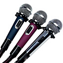 baratos Pen Drive USB-6.3 mm Microfone Cabeada Microfone Dinâmico Microfone Portátil Para Microfone de Karaoke