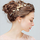cheap Party Headpieces-Imitation Pearl Hair Combs with 1 Wedding / Special Occasion Headpiece